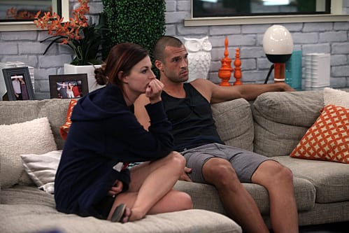 Brendon Villegas and Rachel Reilly Pic