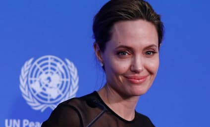 Angelina Jolie Gives First Interview About Brad Pitt Divorce!