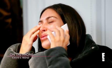 Kim Kardashian Loses It Over Kanye West: Watch!
