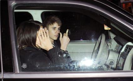 Justin Bieber to Paparazzi: Eff You!