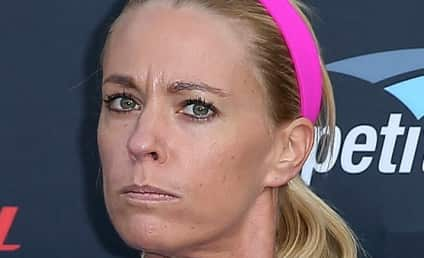 Kate Gosselin: Lying About Who Watched Her Kids During Celebrity Apprentice?