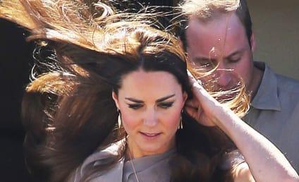 Kate Middleton Upskirt Photo Published in German Tabloid, Likened to Khloe & Kim Kardashian