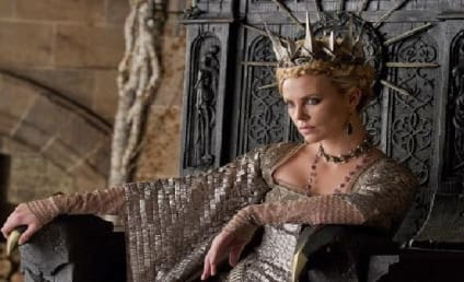 New Snow White and the Huntsman Trailer: Who IS the Fairest of Them All?