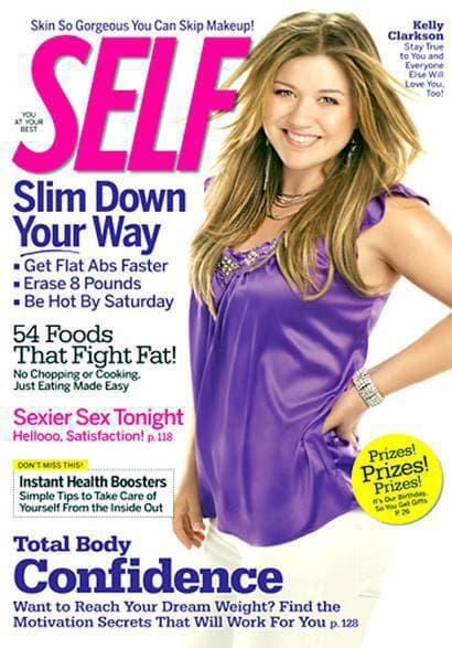 Kelly Clarkson in Self