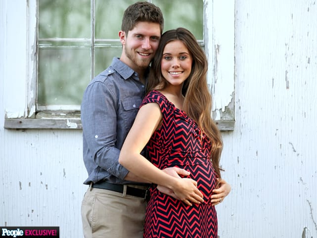 Jessa duggar pregnant pic