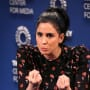 Sarah Silverman Makes a Face