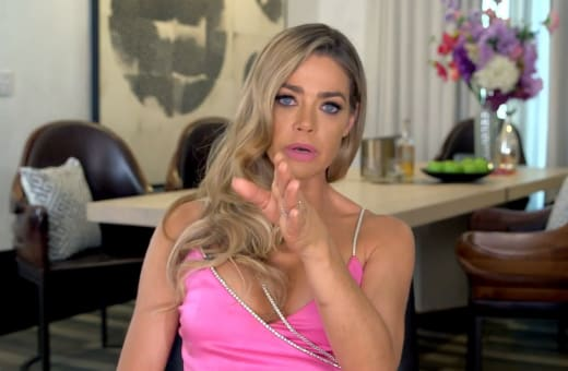 Denise Richards Makes Accusations at the Season 10 Reunion
