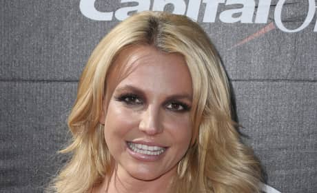 Britney Spears at the ESPYs