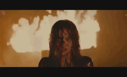 Carrie Trailer: Released, On Fire!