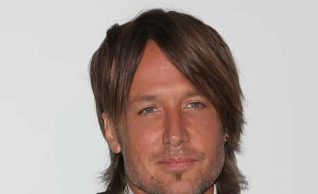 Keith Urban in a Suit