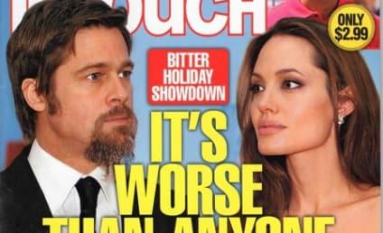 A Brangelina Battle: Angelina Jolie, Brad Pitt vs. Aishwarya Rai, Abhishek Bachchan