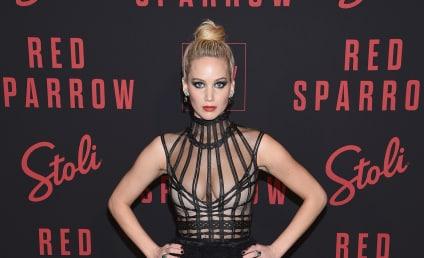 Jennifer Lawrence: Slammed For Defending Ryan Seacrest, Appearing Drunk on Red Carpet