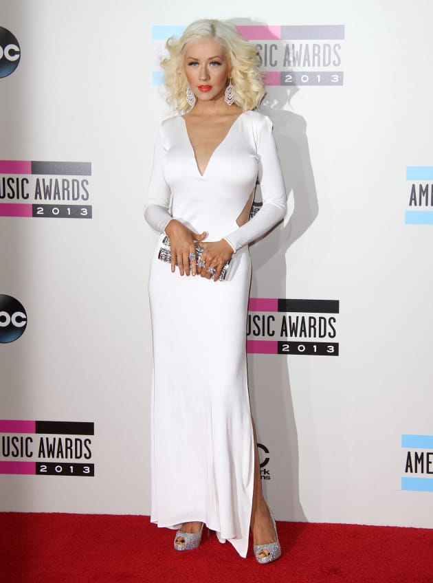 American Music Awards Fashion Best Amp Worst Dressed The