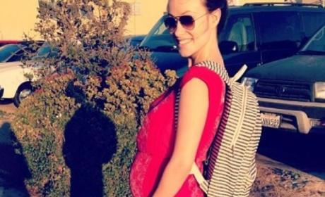 Olivia Wilde Baby Bump