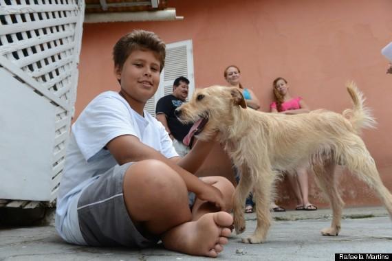 Jean Fernandes Saved A Dog
