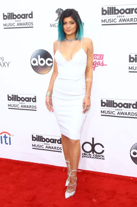 Kylie Jenner at Billboard Music Awards