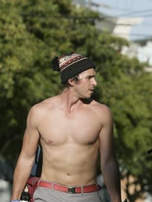 Ben Flajnik Shirtless Pic