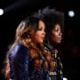 Sharane Calister, Christiana Danielle on The Voice Season 14