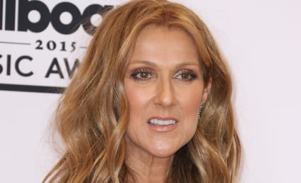 Celine Dion Leaves Dying Husband for Vegas Performance
