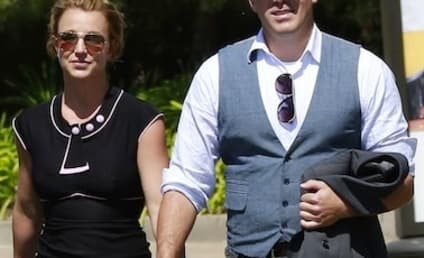 Britney Spears and David Lucado: It's Over?!