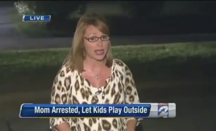 Mom Arrested For Letting Kids Play Outside