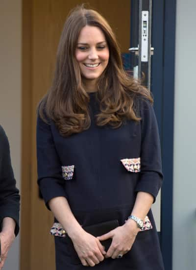 Kate Middleton Baby Bump #2