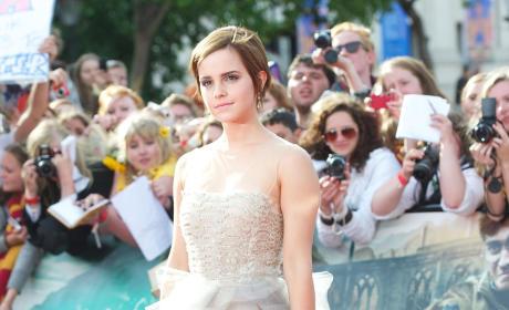 What is Emma Watson best premiere look?