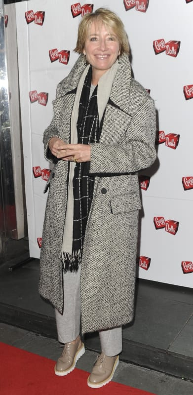 Emma Thompson: Guys and Dolls Press Night