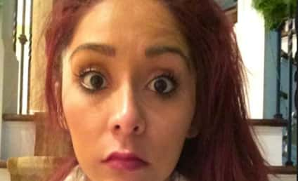 Snooki: Only Sticking By Jionni Due to Lack of Prenup?!