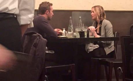Jennifer Lawrence and Chris Martin: Reunited?