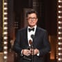 Stephen Colbert at the Tonys