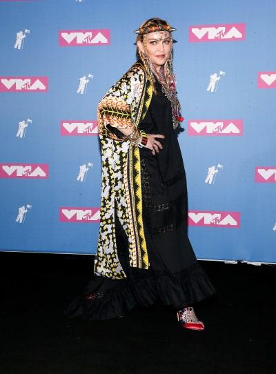 Madonna at 2018 VMAs