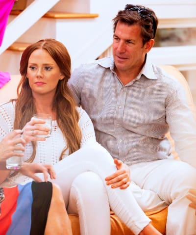 Thomas Ravenel and Kathryn
