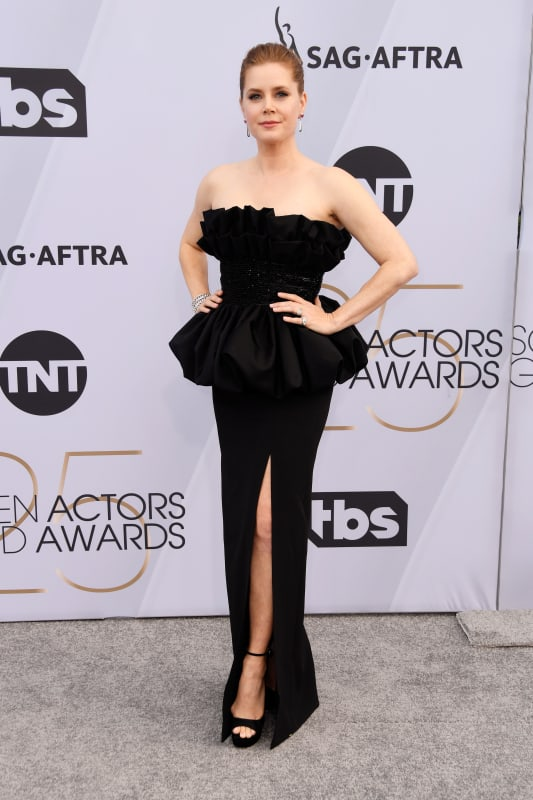 Amy adams at the sags