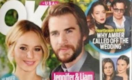 Jennifer Lawrence and Liam Hemsworth: In Love?!?