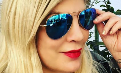 Tori Spelling's Kids Called Fat, Disheveled, Unhappy By Internet Trolls