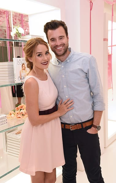 Lauren Conrad &amp William Tell Are Cute
