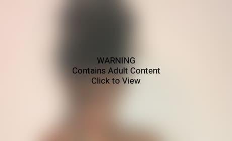 Rihanna Topless Twit Pic