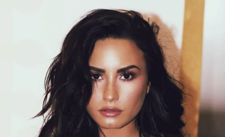 Demi Lovato is Sultry