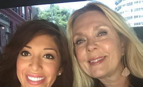 Farrah Abraham, Mom