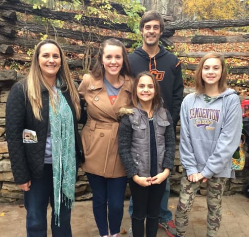 Jill Duggar in Pants