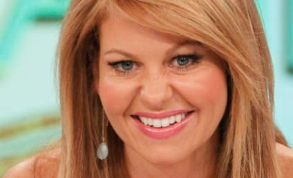 Candace Cameron Bure Says Goodbye to The View