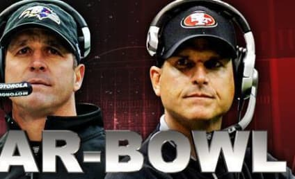 Super Bowl 2013 to Pit 49ers vs. Ravens, Brother vs. Brother