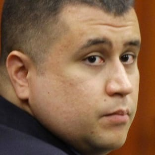 Zimmerman in Court