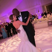 Michael Jordan Wedding Photo