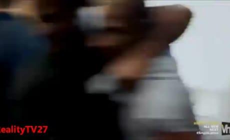 Joseline-Stevie J Fight on Love & Hip Hop: Atlanta