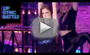 Anna Kendrick, John Krasinski Lip Sync Battle - Booty vs. Proud Mary!