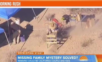 McStay Family Remains Found in California Desert, Mystery Deepens