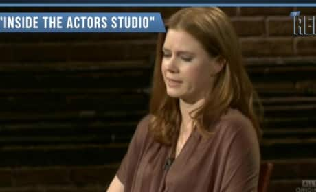 Amy Adams Cries Over Philip Seymour Hoffman