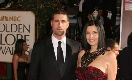Matthew Fox Denies Cheating on Wife